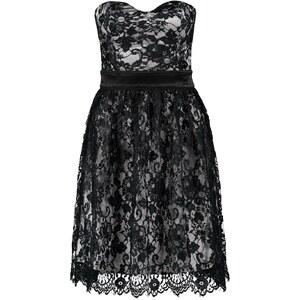 Miss Parisienne Cocktailkleid / festliches Kleid black/cream