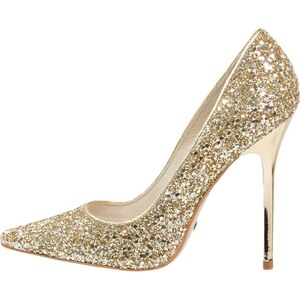 Buffalo High Heel Pumps gold