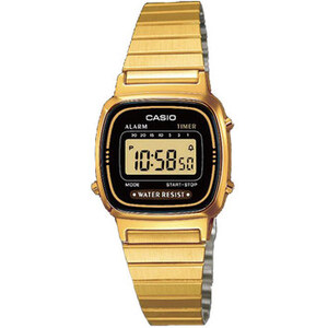 Casio Montre Montre Collection LA670WEGA-1EF - Femme