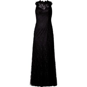 Unique Ballkleid black