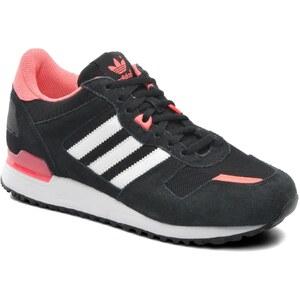 SALE - 10% - Adidas Originals - Zx 700 W - Sneaker für Damen / schwarz