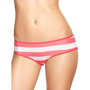Gap Low Rise Hipster - Coral stripe
