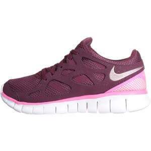 Nike Sportswear FREE RUN 2 Sneaker red/champaign/pink/white
