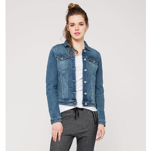C&A Damen Jeansjacke in blau von Clockhouse