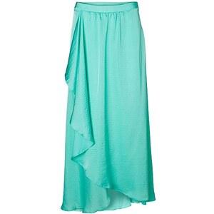 Vero Moda Loose Maxi skirt, Lucite Green