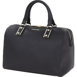 BOSS Bowling Bag aus Leder mit Details in Gold-Optik