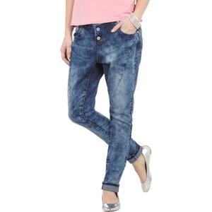 ONLY Anti Fit Jeans mit Acid Wash