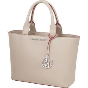 Armani Jeans Handtasche mit Saffiano-Struktur