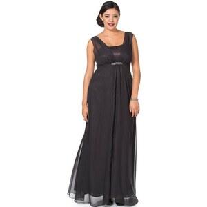 sheego Style Kleid in Lagen-Optik