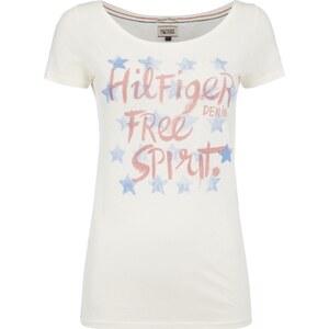 Hilfiger Denim T-Shirt mit Print