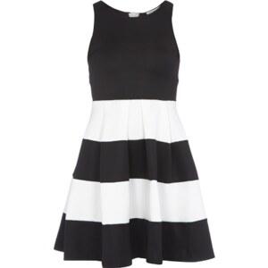 Glamorous Kleid aus Neopren mit ausschwingendem Rockteil