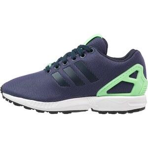 adidas Originals ZX FLUX Sneaker collegiate navy/light fluo green