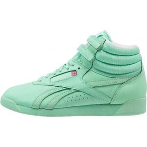 Reebok Classic FREESTYLE HIGH SPIRIT Sneaker high mint glow/white