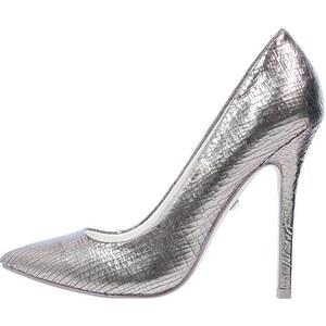 Buffalo High Heel Pumps silver