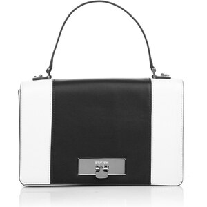 MICHAEL Michael Kors Callie MD Messenger Optic White/Black Handtaschen