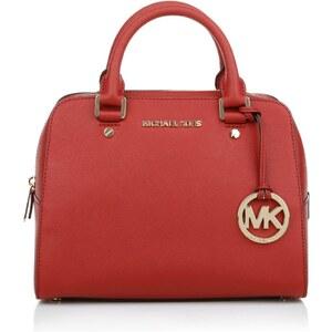 MICHAEL Michael Kors Jet Set Travel MD Satchel Red Handtaschen