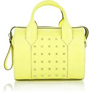 Hugo Violet-H Tophandle Bag Light/Pastel Yellow Handtasche
