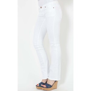 Noisy May Jeans Jeans Edie Blanc