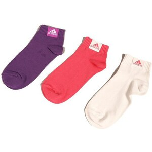 adidas Chaussettes Ankle rose soquette 3pp