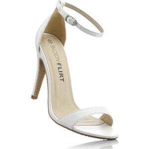 BODYFLIRT Sandalette in weiß für Damen von bonprix