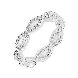 CADENZZA Infinity Ring