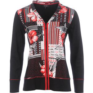 Bexleys Exclusive tolle Shirtjacke, Schw./Weiß, Größe M