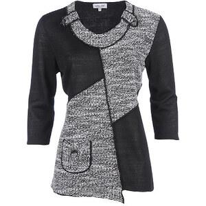 Bexleys woman tolles Shirt, Schwarz, Größe M