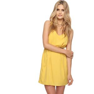 LOVE21 Kleid mit Falten