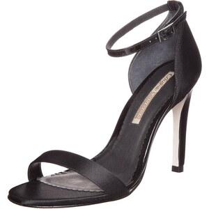 Buffalo High Heel Sandaletten tecido