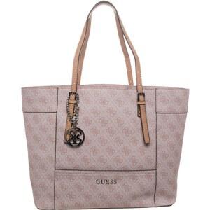 Guess DELANEY Shopping Bag light rose