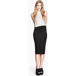 H&M Jersey skirt
