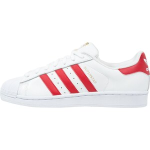 adidas Originals SUPERSTAR FOUNDATION Sneaker low white/scarlet