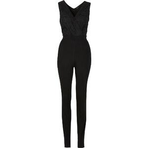 BODYFLIRT Overall in schwarz für Damen von bonprix