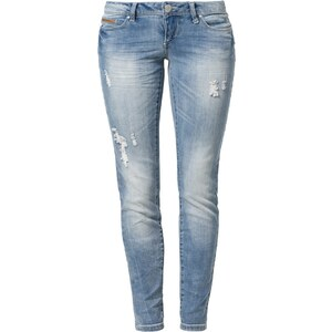 ONLY CORAL Jeans Slim Fit light blue denim