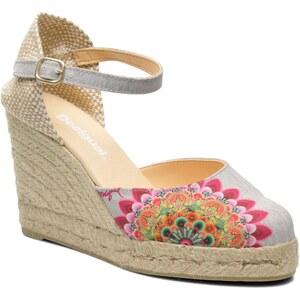 SALE - 40% - Desigual - Silla - Sandalen für Damen / mehrfarbig