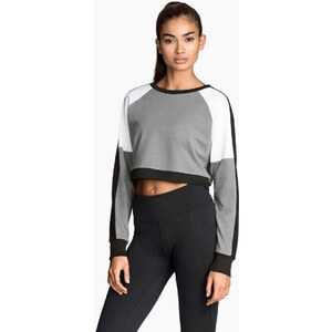 H&M Top de sport court