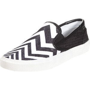 Replay SELFIE Slipper white/black