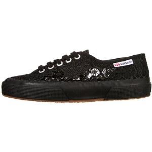 Superga Sneaker low full black