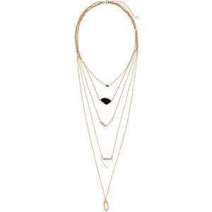 H&M Mehrreihige Halskette