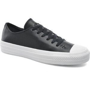 SALE - 30% - Converse - Chuck Taylor All Star Sawyer Leather Ox M - Sneaker für Herren / schwarz