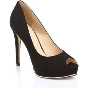 Guess Honora Suede Leather Shoe