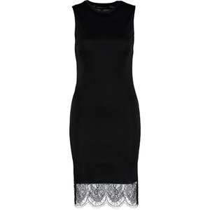 French Connection SPARK Freizeitkleid black