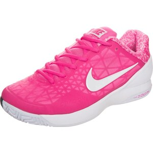 Nike Performance ZOOM CAGE 2 Tennisschuh Outdoor pink pow/white classical charcoal