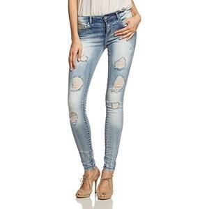 ONLY Damen Skinny Jeanshose CORAL REG SK D500 DNM JEANS ALI6148
