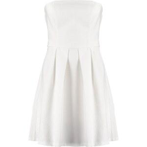 NAF NAF EFI Cocktailkleid / festliches Kleid offwhite