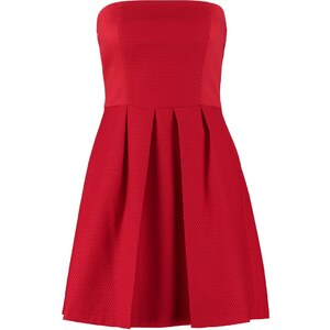 NAF NAF EFI Cocktailkleid / festliches Kleid red passion