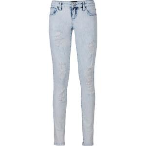 BODYFLIRT Skinny Jeans in blau für Damen von bonprix