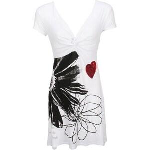 Desigual Ireya - Kleid - weiß