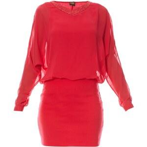 Vero Moda Kleid fließend - rosa