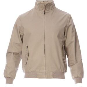 Merc London Harrington - Manteau/blouson/Impermeable - gris clair